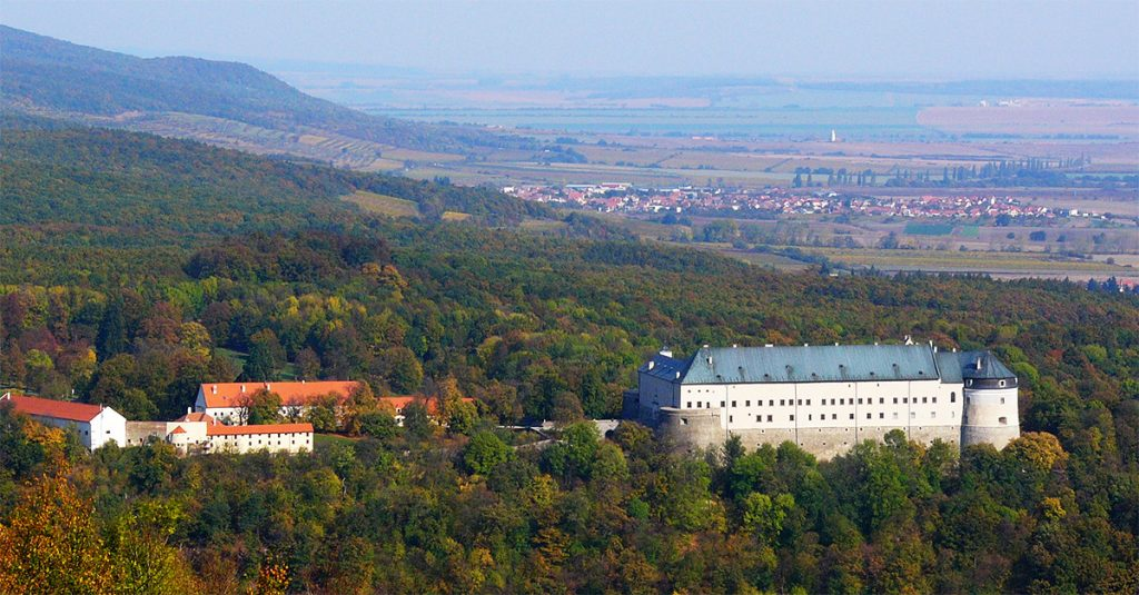 Castle Slovakia - Cerveny Kamen-