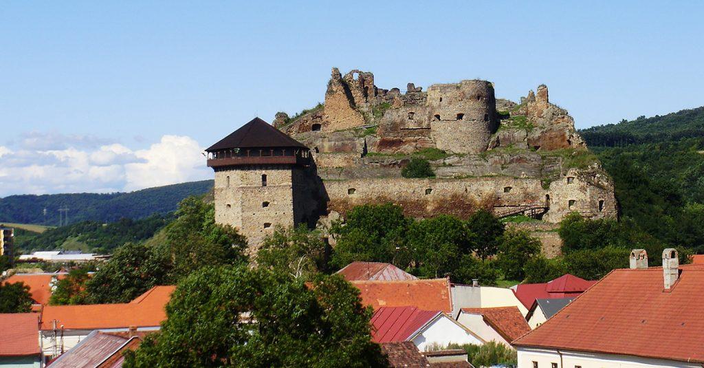Castle in Slovakia - Filakovo