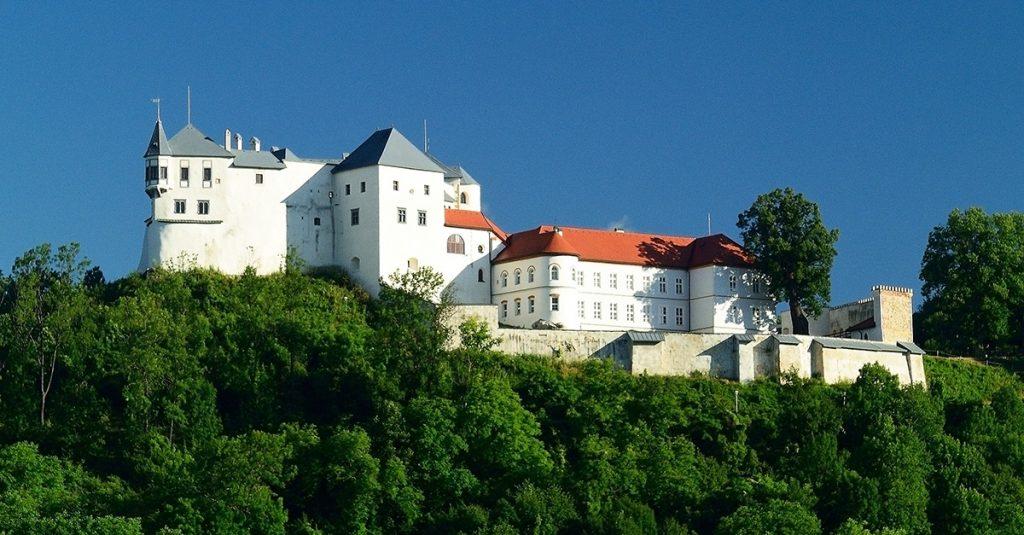 Castles Slovakia - Lupca