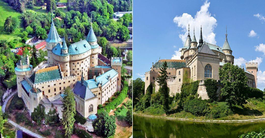 Castles in Slovakia - Bojnice
