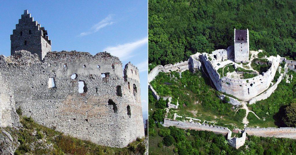 Slovakia castles - Topolcany