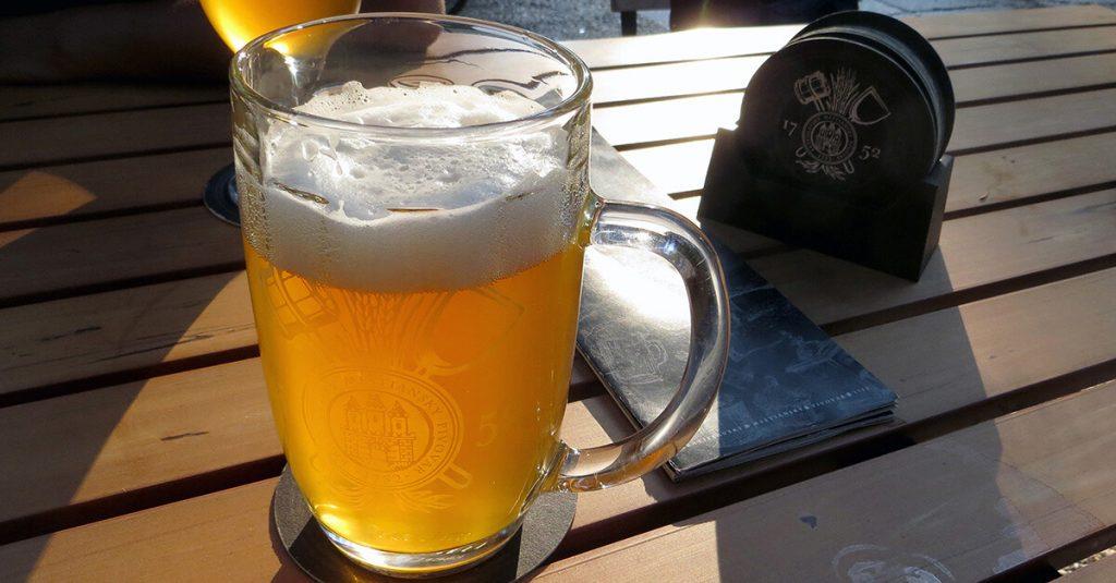 Slovakian Beer - Mestiansky Pivovar