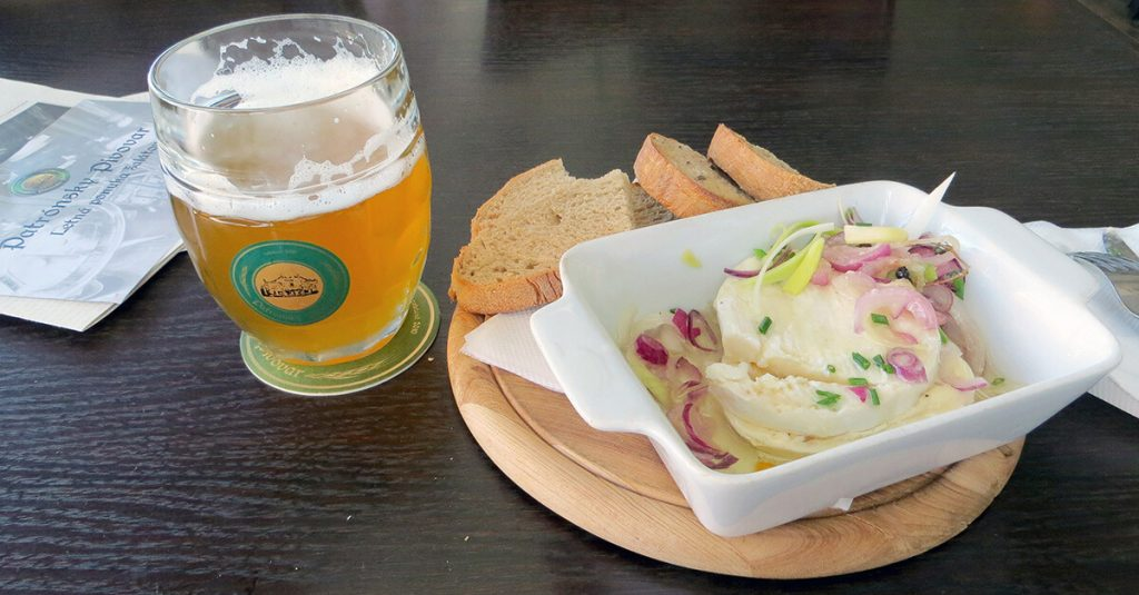 Slovakian Beer - Patronka