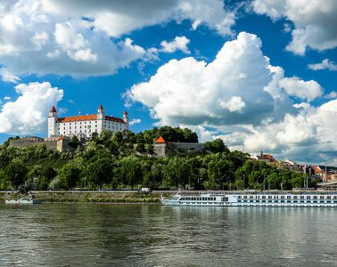 Things to do in Bratislava - Castle