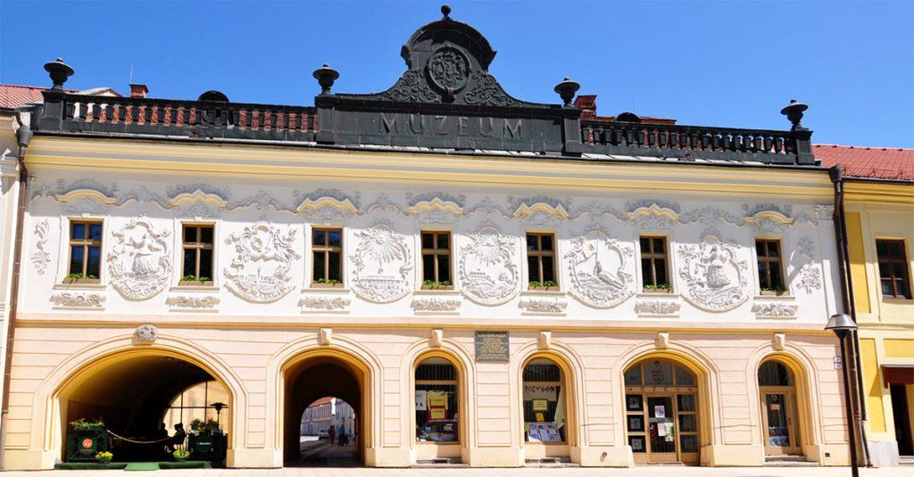 Spisska Nova Ves - Province House