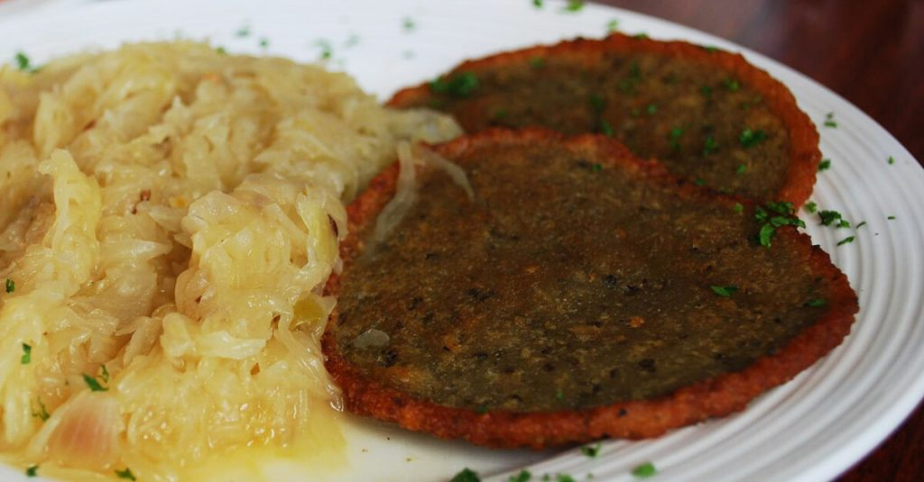 Slovak Cuisine - Zemiakove placky
