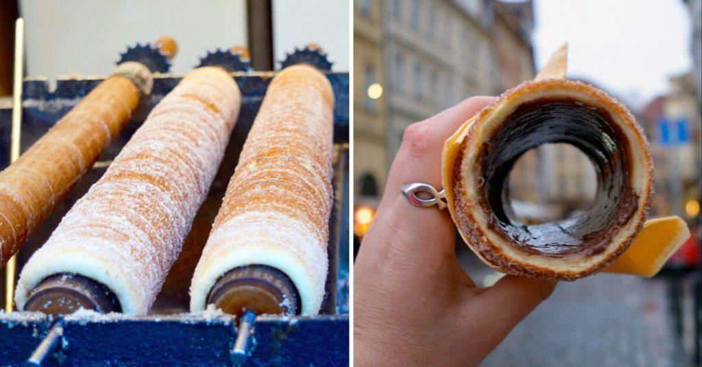 Slovak Dessert - Skalicky trdelnik