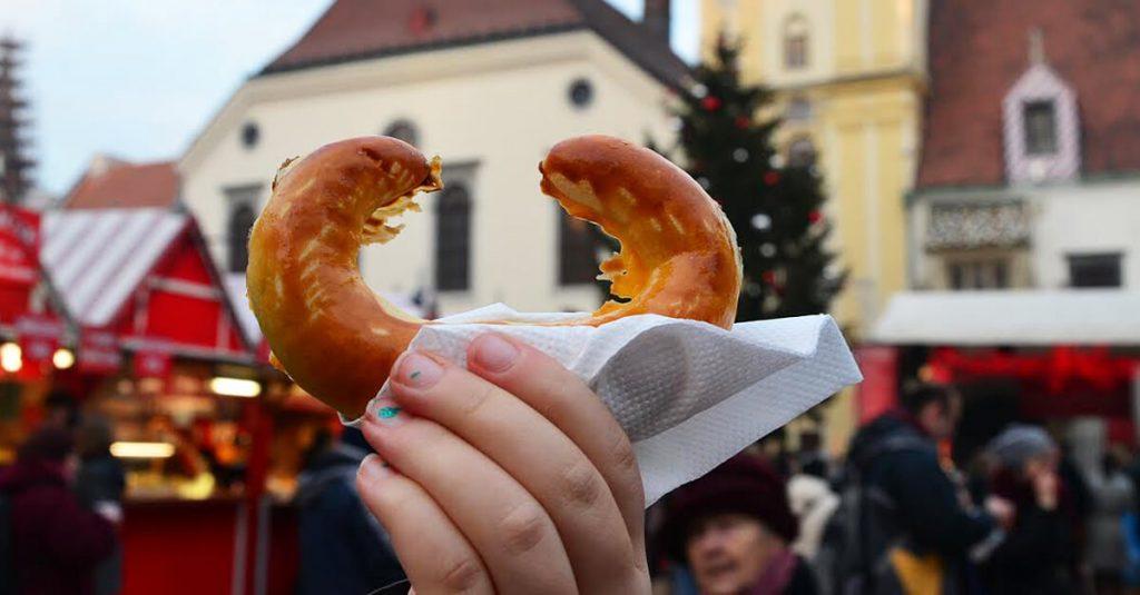 Slovak Food - Bratislavske rozky