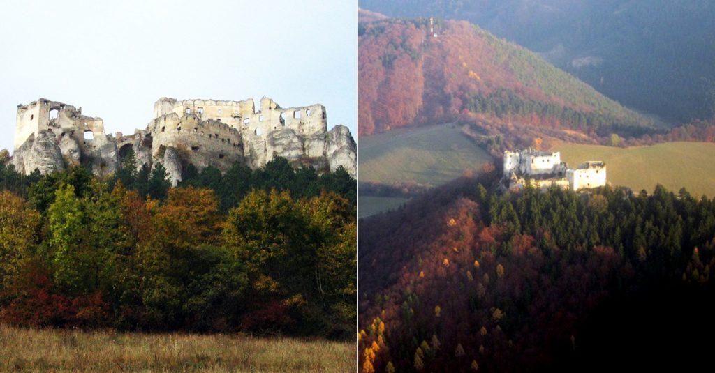 Castles Slovakia - Lietava