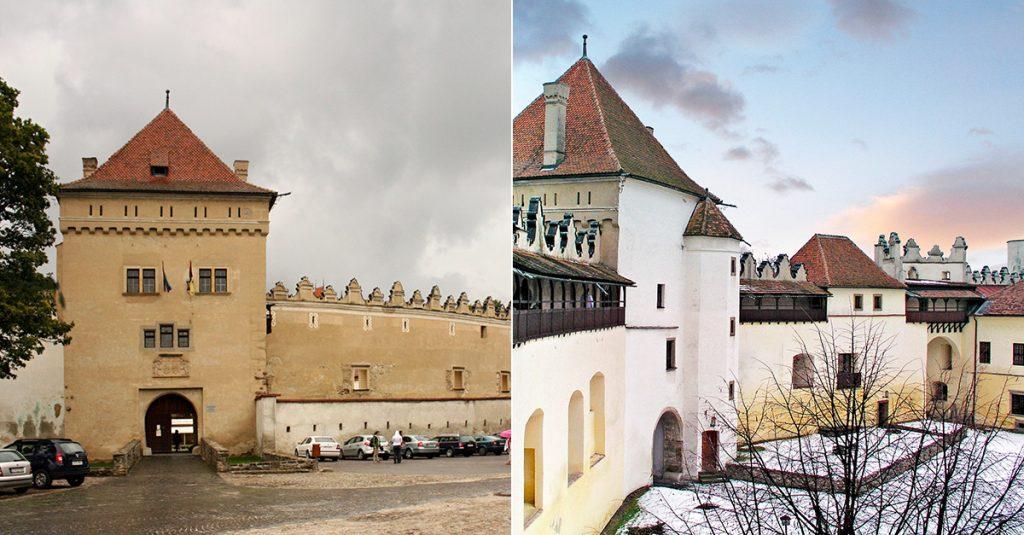 Castles in Slovakia - Kezmarok