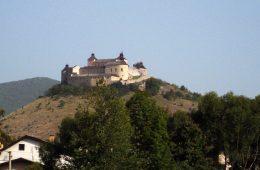 Krasna Horka Castle Slovakia