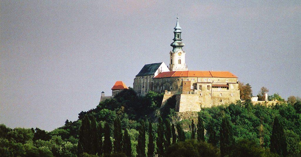 Slovak castles Nitra