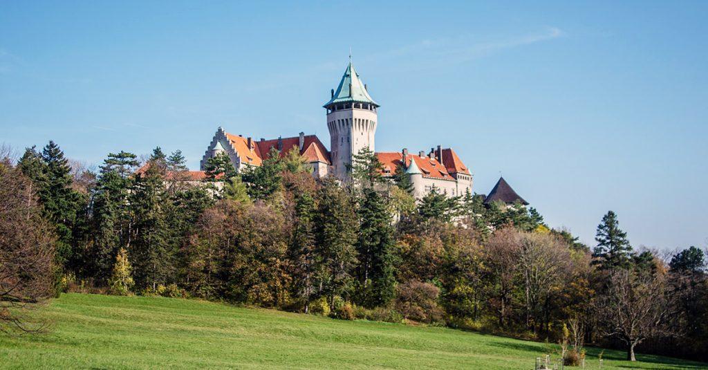 Smolenice Castle Slovakia