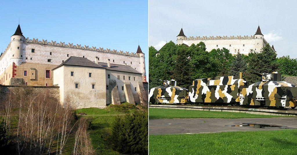 Zvolen Castle Slovakia